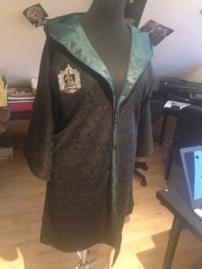 Slytherinrobe